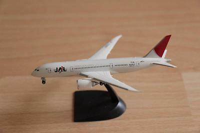F-Toys 1:500 JAL Japan Airlines Boeing 787 Dreamliner