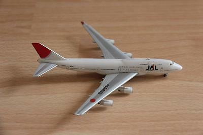 F-Toys 1:500 JAL Japan Airlines Boeing 747-400