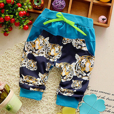 Summer Infants Kids Baby Boys Clothes Clothing Pants Trousers Toddler Boy Shorts