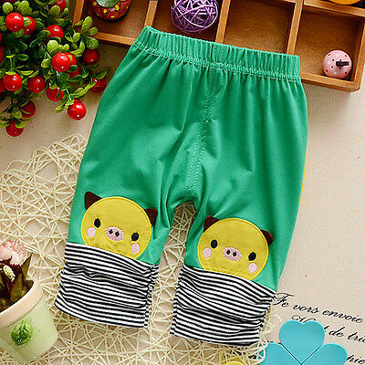 DIIMUU Kids Baby Boys Clothes Clothing Pants Toddler Boy Summer Short Trousers