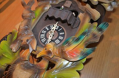 "German black forest ""Hunter"" cuckoo clock"
