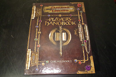Player's Handbook (WOTC, 2000) Dungeons and Dragons 3rd Edition