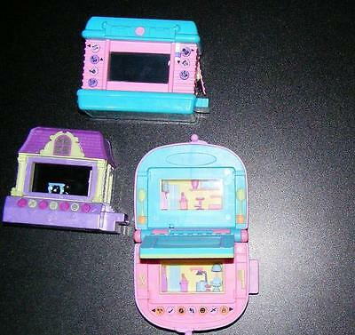 Pixel Chix Pixie Chicks x3 mall hampster house