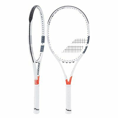 BABOLAT PURE STRIKE 16/19 Racket + String - Racchetta Tennis Incordata 101282