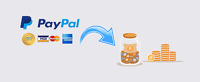 PAY PAL TO BITCOINs