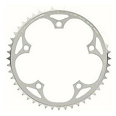TA 144 BCD 3/32 Old Campagnolo/Shimano Chainring 42T Inner In Silver