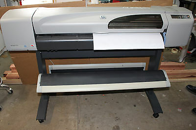 "HP DesignJet 500ps Large Format 42"" Wide Printer Plotter C7770C"