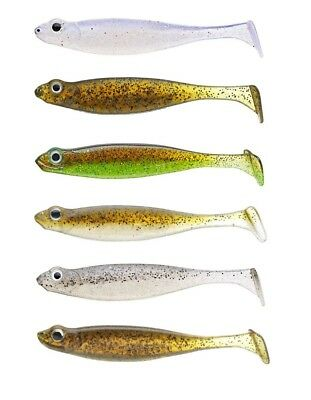 "MEGABASS HAZEDONG SHAD SWIMBAIT 3"" 8 PACK  select colors"