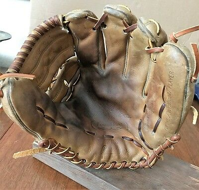 Mickey Mantle Personal Model Rawlings Xpg 6 Heart Of The Hide Baseball Glove