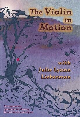 The Violin in Motion DVD NEW 000320533