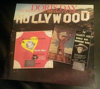 Doris Day I'll see you in my dreams / Calamity Jane LP P.19611 Mn/Mn