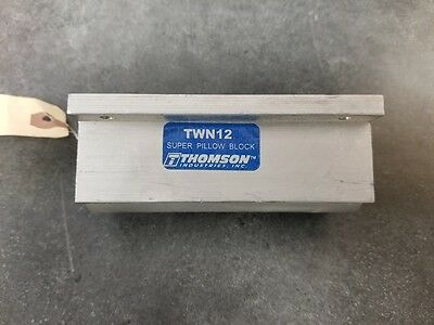 Thomson Industries TWN12 TWN 12 3/4 Inch X 4.5 Inch Pillow Block