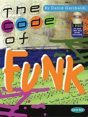 The Code of Funk Percussion NEW 006620094