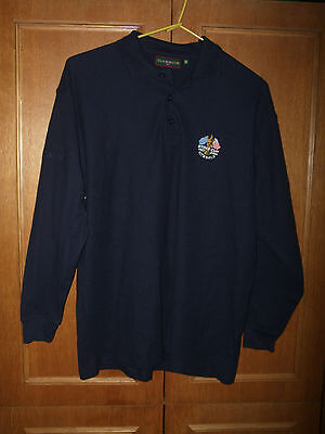 Glenmuir Ryders Cup 2006 golf mens sweatshirt Size Medium/Large Chest 40''-42''