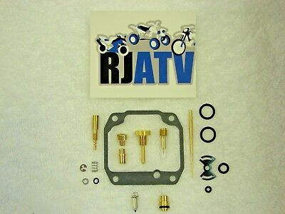 Shindy Carburetor Repair//Rebuild Kit 97-99 Suzuki LTF250F Quadrunner ATV 03-211