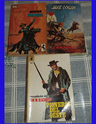 Tg= 3 Novelas Del Oeste Zane Grey Wade Everett Backburn