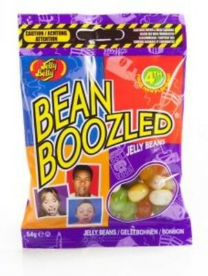 Jelly Belly Bean Boozled 4th edition 54g Refill Bag - Lots Of Weird Flavours