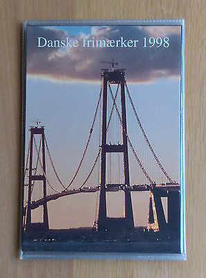 Denmark Stamps: 1998 Official Collectors Year Pack