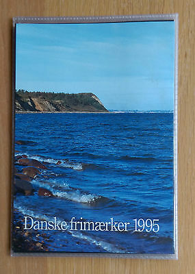 Denmark Stamps: 1995 Official Collectors Year Pack