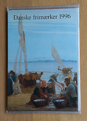 Denmark Stamps: 1996 Official Collectors Year Pack