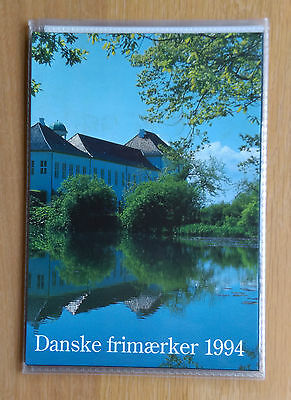 Denmark Stamps: 1994 Official Collectors Year Pack