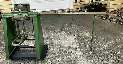 Jyden Miter Chopper Cutter Guillotine - Moulding Picture Frames - Works Great