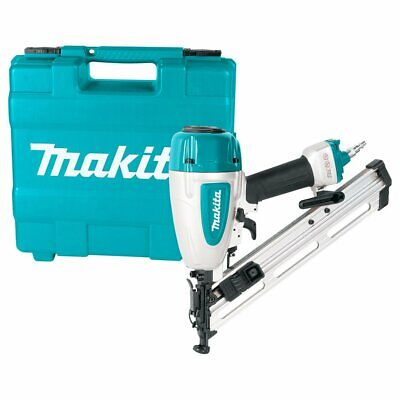 Makita AF635 15ga 2-1/2-Inch Powerful Pneumatic Lock-Out Angled Finish Nailer
