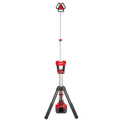 Milwaukee 2135-20 18-Volt M18 ROCKET LED Cordless Tower Light and Charger