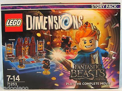 Lego Dimensions Set 71253 Fantastic Beasts Story Pack - New Sealed