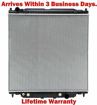 New Radiator For Ford Excursion 03-05 F-250 F-350 F-450 F-550 03-04 6.0 V8