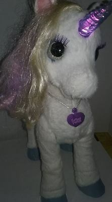 FurReal Friends Magical Unicorn Starlily Interactive Toy Pet