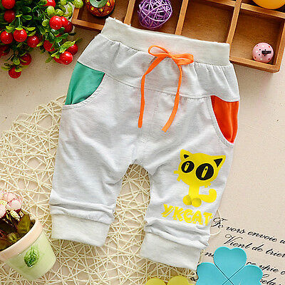 Kids Baby Boys Clothes Clothing Casual Pants Trousers Toddler Boy Summer Shorts
