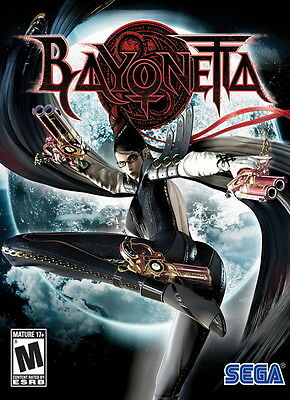 Bayonetta - Full Pc Game - Steam Key for Download (REGION EUROPE ONLY)