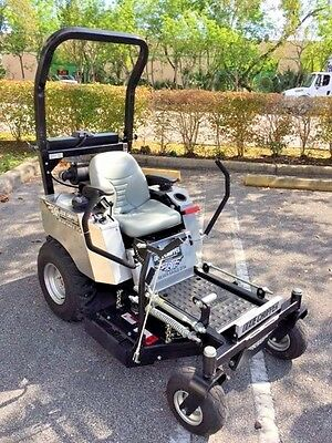Dixie Chopper Silver Eagle 2734 ZTR Mower commercial Riding mower
