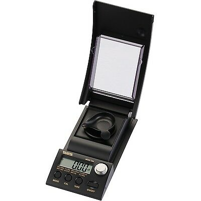 Tanita 1230 Diamond 100 Carat or 20 Gram Scale with Calibration