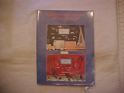 1990 PB Book FISHING TACKLE ANTIQUES AND COLLECTABLES by Karl T. White; ID GUIDE