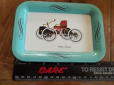 1896 Ford Horseless Carriage Coin Tray
