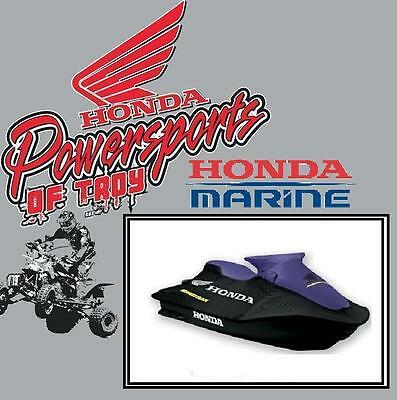 New Genuine Honda Aquatrax Watercraft Cover Blue/black R12X R12 (2 Seater)