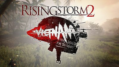 Rising Storm 2: Vietnam FOR PC (Steam Key - EUROPE ONLY)