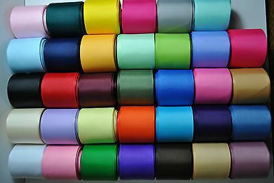"""wholesale 34 yards -1.5"""" grosgrain ribbon lot solid for hair bow,party supply"""
