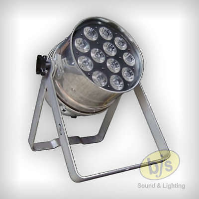 Light Emotion P645QUADP2 LED Par 64 Can 12x5W RGBW Quad LEDs - Polished.
