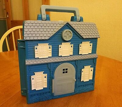 Bear In The Big Blue House Playset - (RARE)