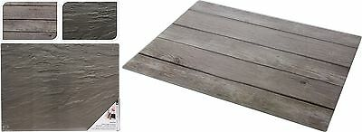 Extra Large 40cm Tempered Glass Chopping Board Worktop Saver Cutting Board