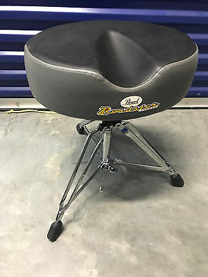 Pearl Roadster  D-2000 Drum Throne Seat Chair