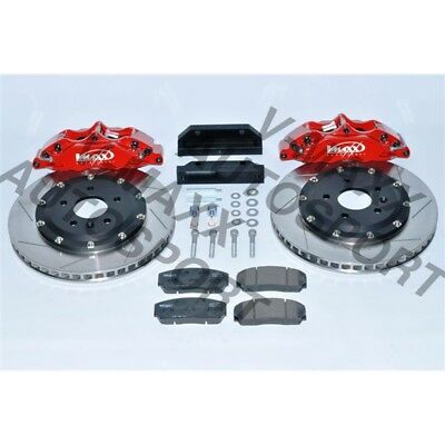 4 Kolben Sport Bremsen Set 330mm VW PASSAT 3BG Variant Big Brake