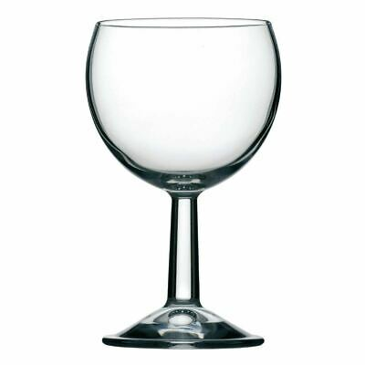 Olympia Boule Wine Glasses 250ml / 88oz x 48 Recommended Serving size - 175ml