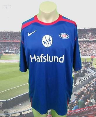 Valerenga IF 2006 player issue home shirt camiseta maillot maglia Nike size XL