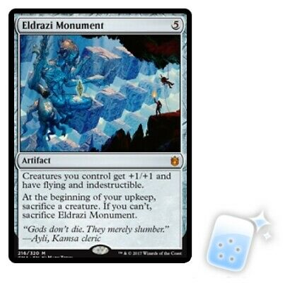 ELDRAZI MONUMENT Commander Anthology Magic MTG MINT CARD