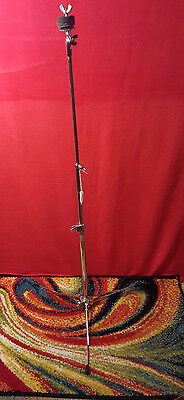 Vintage Ludwig 1400 Flat bass cymbal stand