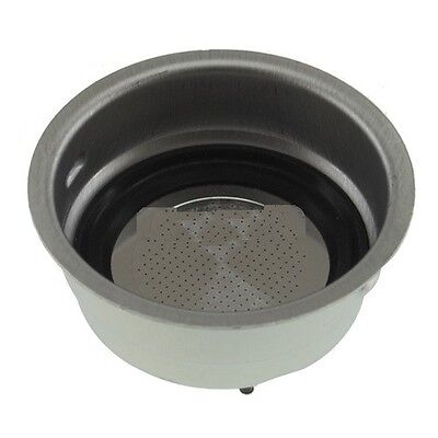 DeLonghi Genuine Two Cup Large Pod Filter For ECC221.R GB